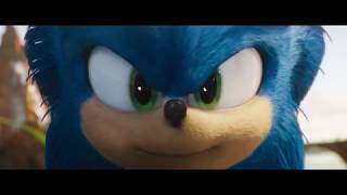 Sonic The Hedgehog Movie trailer, but he's Gotta Go Fast