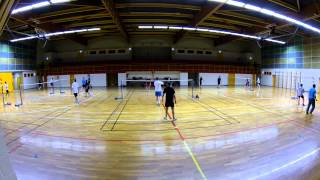 Best of 4 CEBN  badminton Nogent sur Seine