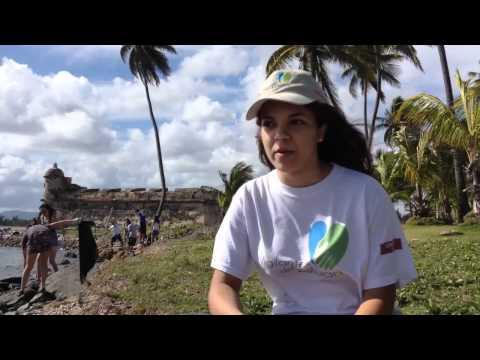 Limpieza Isla de Cabra