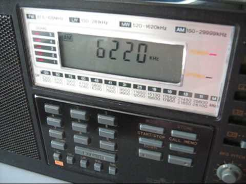 Dutch Pirate Radio Station - 6220 KHz