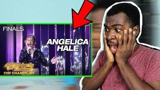 Angelica Hale: Two Time Golden Buzzer Singer STUNS The Judges - America's Got Talent (REACTION !!!)