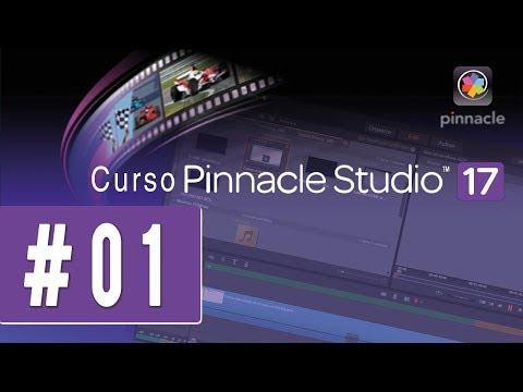 Curso Pinnacle Studio 17 - Introdução Cap 01