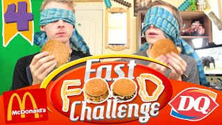 SKY vs FIN | EP 4 | Fast Food Challenge!