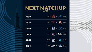 [TH] Week 7 Day 1 | PCS Summer Split (2020)