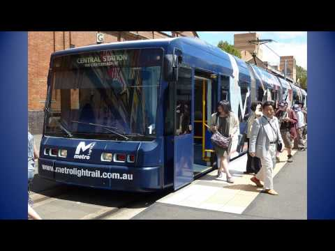 TRAMS - Algeria to China