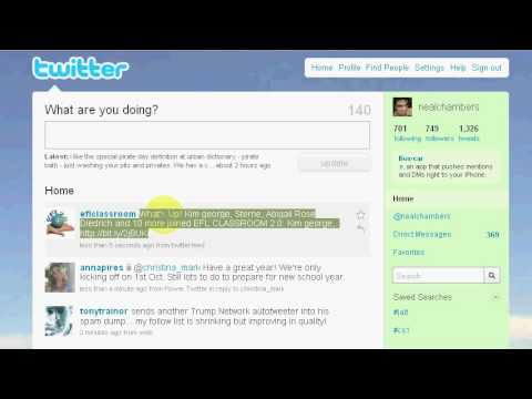 How to Retweet on Twitter.com