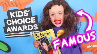 Mini Miranda Saves the Kids Choice Awards!