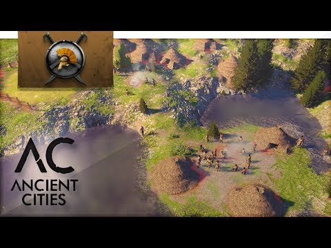 MOST REALISTIC CITY BUILDER EVER? : Ancient Cities - Survival & Strategy City Builder