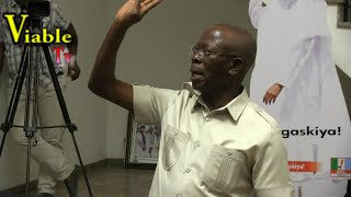 BOMBSHELL!!!!!APC chair, Oshiomhole Accuses INEC Boss of Working for PDP