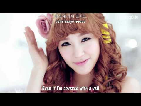 TaeTiSeo (TTS) - Twinkle MV [English subs + Romanization + Hangul] HD