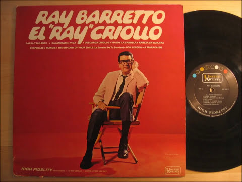 Descarga Criolla - RAY BARRETTO
