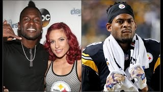 Antonio Brown EXP0SED Himself While ROAST!NG Ex Teammate JuJu