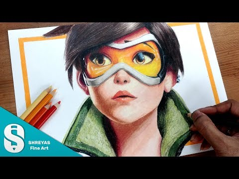 Tracer d'Overwatch au Graph O