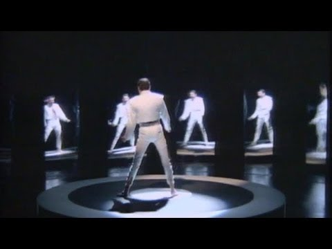 Freddie Mercury - Queen - I Was Born To Love You - 2004 Video