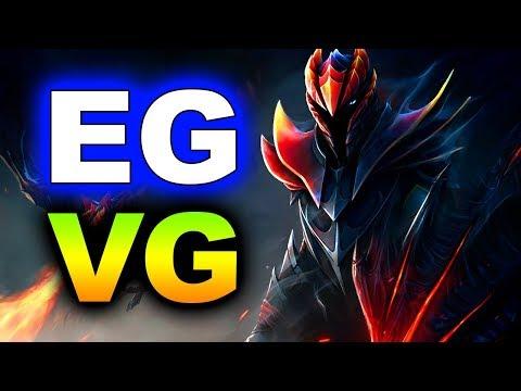 EG vs VG - BEST NA vs CHINA - MDL MACAU 2019 DOTA 2