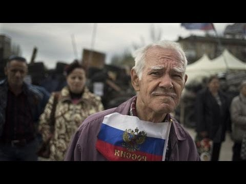 Pro-Russia Protests a Mirror of Kiev? Not Quite