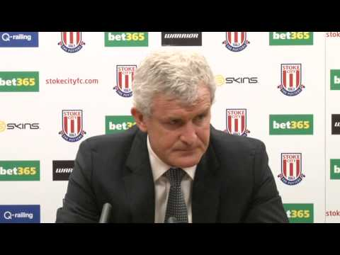 Mark Hughes Sunderland Press Conference | FULL
