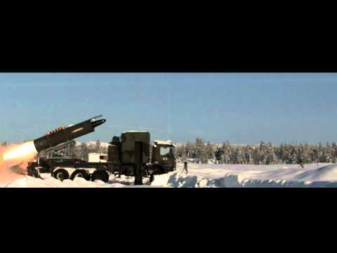 SAAB RBS15 Mk3 anti-ship missile