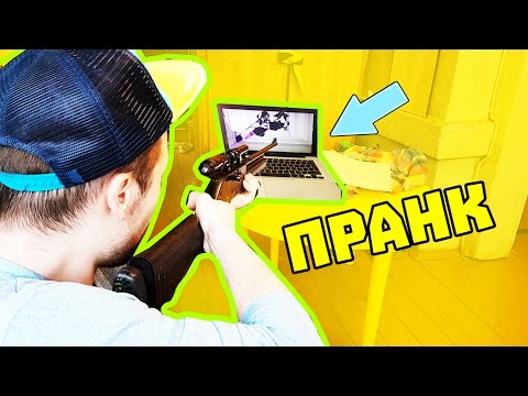 РАЗБИЛ Macbook Pro ЗА 100.000 РУБЛЕЙ - ЖЕСТОКИЙ ПРАНК НАД ДЕВУШКОЙ!