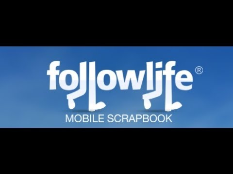Free Photo Editor App FollowLife iPhone App Review and Demo