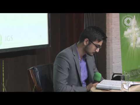 Quranrezitation von Ahmad Elias bei Ghadir Khumm 2014