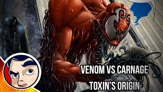 Spider-Man vs Venom vs Carnage vs Toxin - Complete Story
