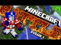 Youtube Thumbnail MINECRAFT BATTLE # 1 - Rand voll «» Let's Play Minecraft Battle Season 7 | HD