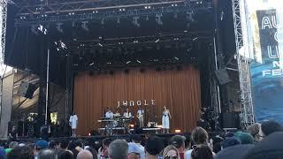 Jungle - Casio @ Austin City Limits 2018 W1 10.5.2018