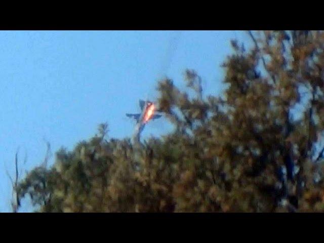 El piloto del avión ruso derribado por Turquía afirma que no hubo advertencias previas