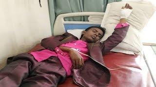যেভাবে আহত হয়ে হাসপাতালের বেডে কাতরাচ্ছেন হিরো আলম || Hero Alom Accident News ||