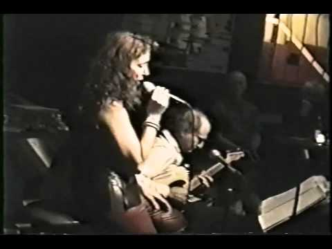 Ted Greene and Cathy Segal-Garcia perform Up on the Roof&Under the Boardwalk