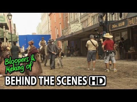 12 Years a Slave (2013) Making of & Behind the Scenes (Part1/2)