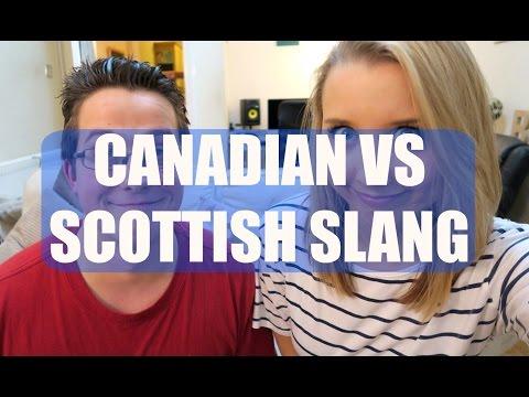 CANADIAN VS SCOTTISH SLANG! | BeautyCreep