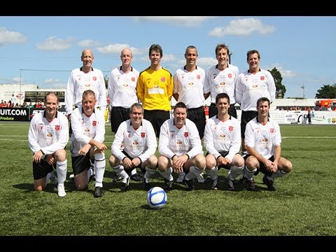 📅 #OnThisDay | Dundalk Legends 1-3 Liverpool Legends | 23.07.2011