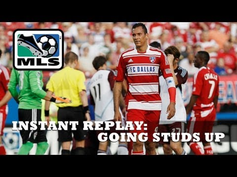 Studs Up Soccer - MLS Instant Replay