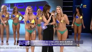 Candidatas MISS BUMBUM 2012 Parte 6. Brazilian girls with PERFECT BUTTS.