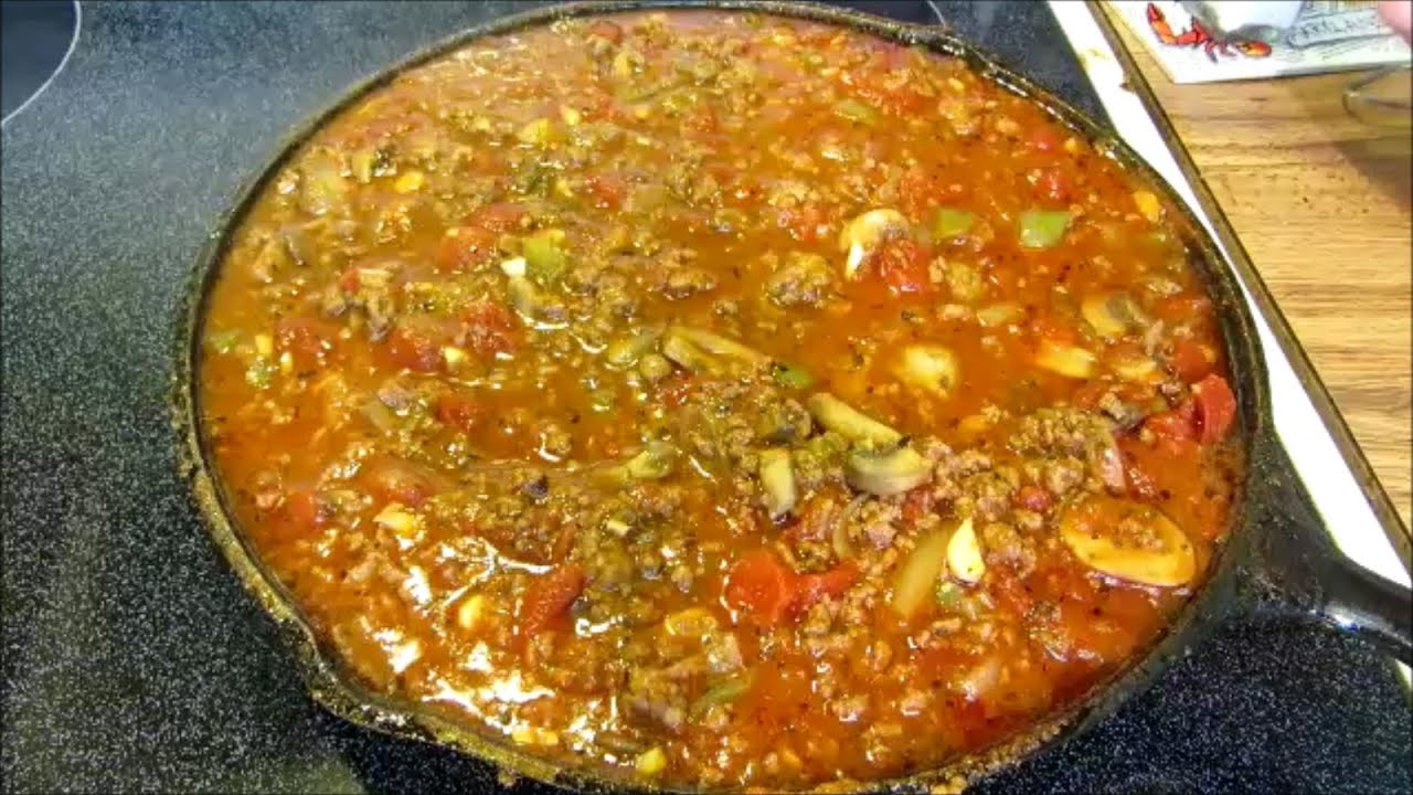 how to make homemade italian sauce