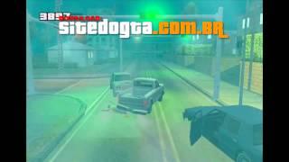Mod Alerta biológico - biohazard - para GTA San Andreas