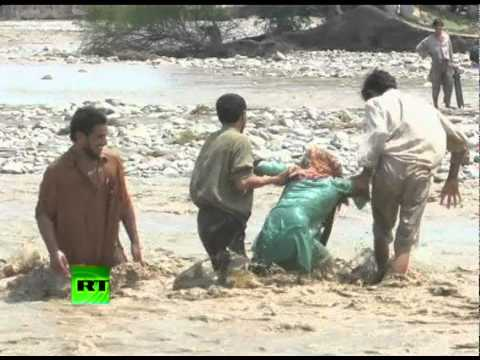 Drowned Pakistan: Video of flood zone devastation as 20 mln wait for aid