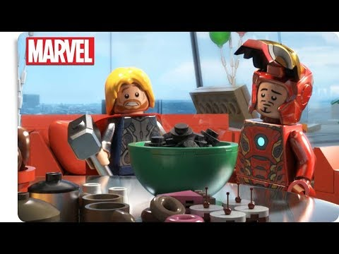LEGO Marvel Super Heroes: Avengers Reassembled! - Teil 1   NEU auf Marvel HQ Deutschland