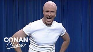 """Will Ferrell As Scrub-A-Dub On """"Late Night With Conan O"""