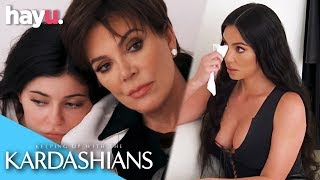 Kim In Tears Over Possible Lupus Diagnosis | Season 17 | Keeping Up With The Kardashians