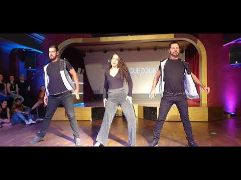 The Ramalhos Brazilian Zouk performance at Prague Zouk congress 2019