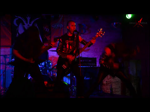CANCERBERO - Malevolence (Live in The Misantrophy)