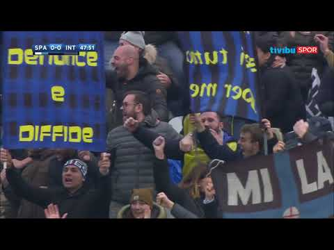 Serie A 22. Hafta I SPAL 1-1 Inter Maç Özeti