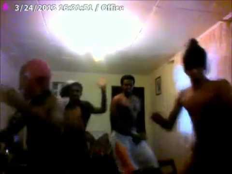 Craziest ethiopian harlem shake!!!!! thumbnail