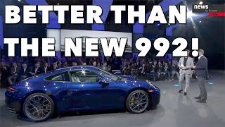The Porsche 911 992 Is Exciting | The Cayman 718 GT4 Will Upstage It!