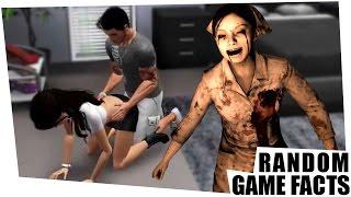 Versteckte Sex-Regeln in Sims & japanische Horror-Dörfer - Random Game Facts #88