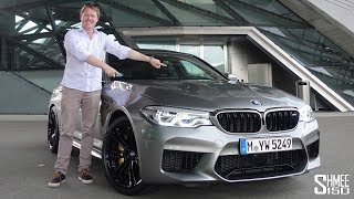 IT'S HERE! Collecting My BMW M5