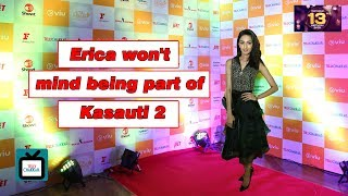 Erica Fernandes FINALLY speaks on Kasauti Zindagi Ki 2 | Exclusive | TellyChakkar |